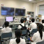 オープンキャンパスで研究室紹介をしました