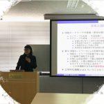 高野先生、M1の東君・内海君がIEICE CQ研究会で発表